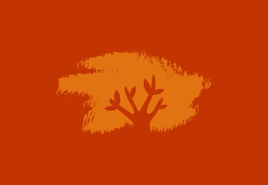 criação de símbolo para o viveiro florestal anauá na bahia