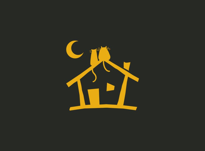 logotipo para bar, restaurante e cafeteria