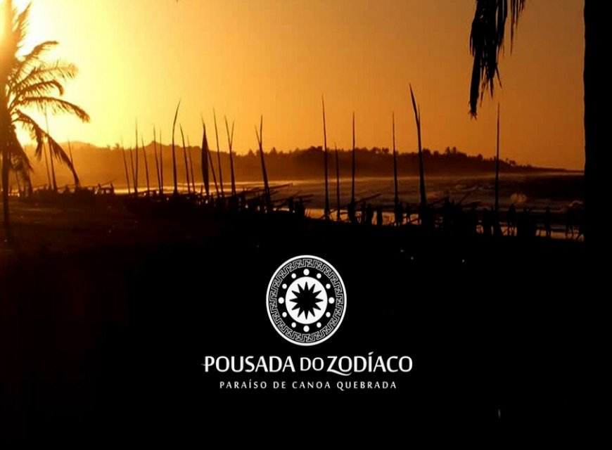 logotipo pousada do zodíaco