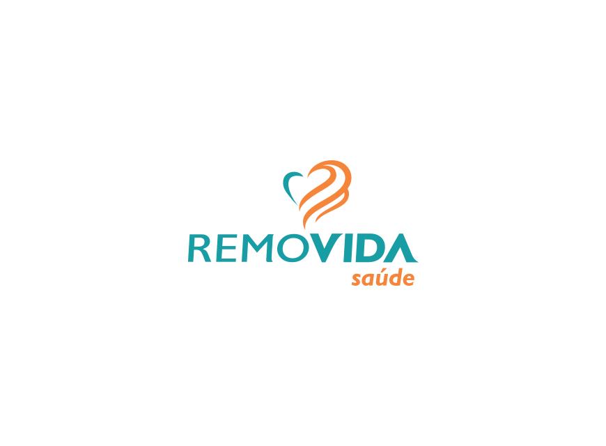 logotipo removida saúde serviços médicos