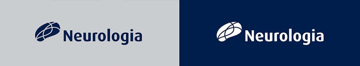 logotipo versão positiva e negativa clinica neurologia