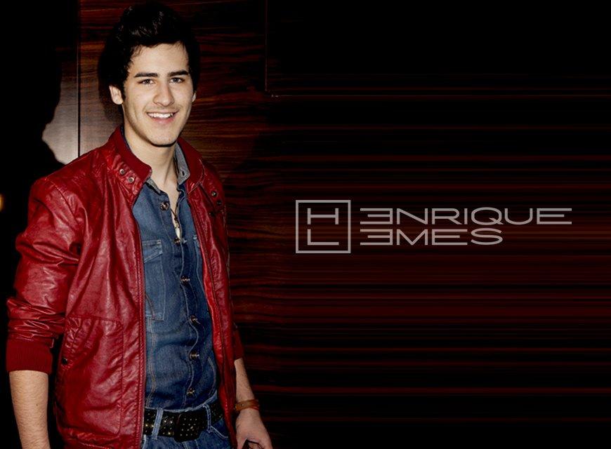 logotipo henrique lemes cantor sertanejo
