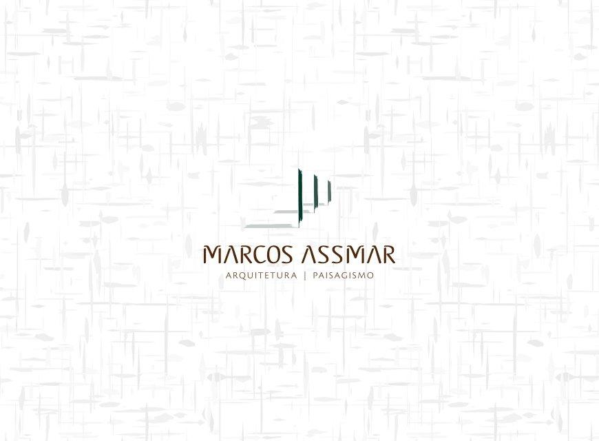logotipo para arquiteto e paisagista
