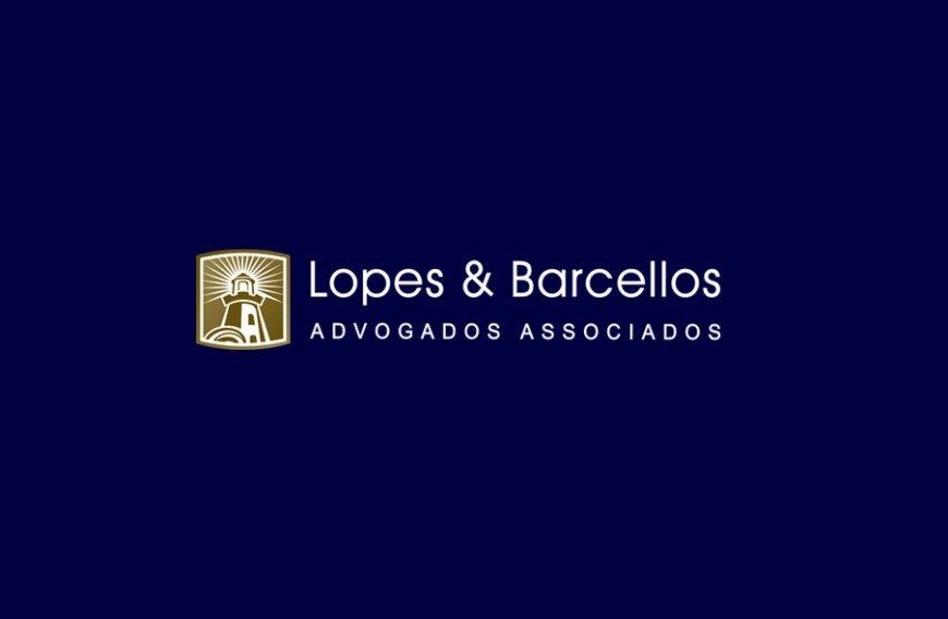 logotipo principal lopes e barcellos